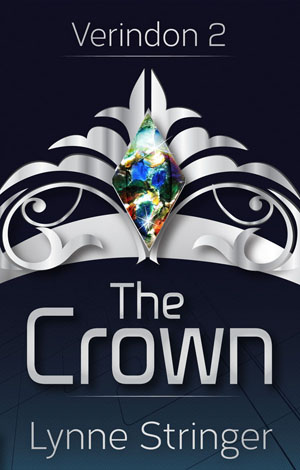 The Crown - a novel by Lynne Stringer
